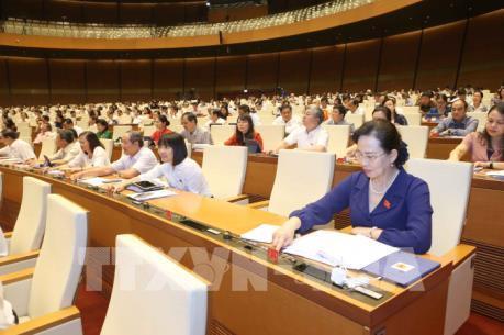 Quốc hội thông qua Luật Đầu tư công (sửa đổi)