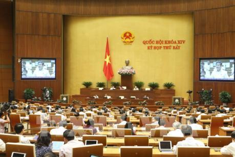 Nội dung chính trong ngày làm việc cuối cùng của Kỳ họp thứ 7, Quốc hội khóa XIV