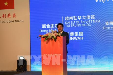 Hợp tác kinh tế, thương mại, nông nghiệp và logistics Việt Nam - Trung Quốc