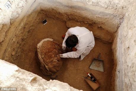 Hơn 2.200 mảnh gốm và vật dụng thời kỳ tiền Inca được phát lộ