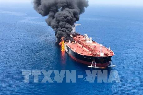 Mỹ không muốn xảy ra xung đột mới tại Trung Đông sau sự cố trên Vịnh Oman