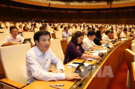 Kỳ họp thứ 7, Quốc hội khóa XIV: Thông qua 2 Nghị quyết quan trọng
