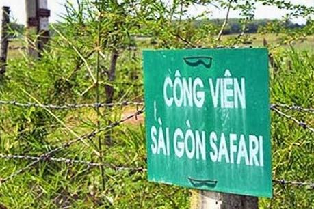 Kết luận thanh tra toàn diện dự án Công viên Sài Gòn Safari
