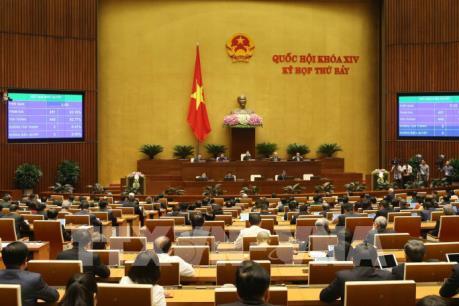 Quốc hội hoàn thành chương trình Kỳ họp thứ 7