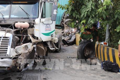 Tạm giam tài xế gây tai nạn giao thông làm chết 5 người ở Tây Ninh