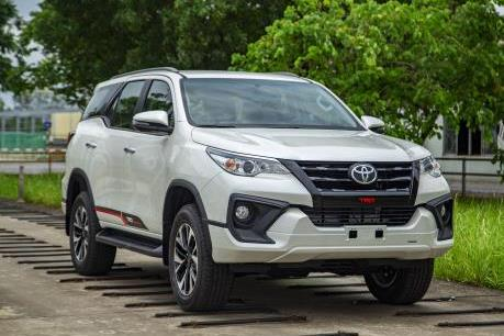 Sau khuyến mãi, doanh số bán xe của Toyota Việt Nam tăng 33%