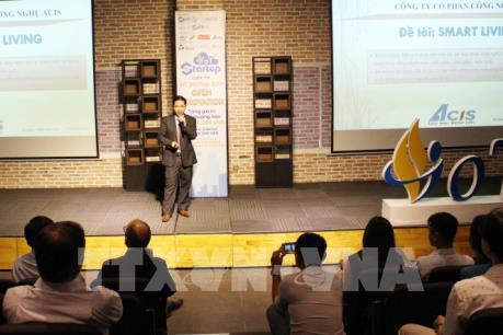 Doanh nghiệp công nghệ đặt ra thử thách cho startup Việt
