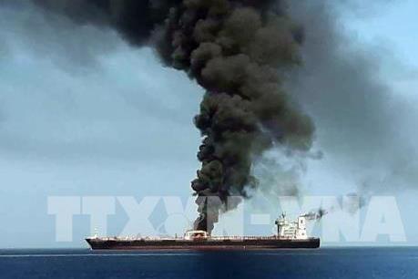 """Đại sứ Anh tại Iran: Không có """"sự triệu tập"""" nào trong sự cố tàu ở Vịnh Oman"""