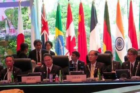 G20 nhất trí lập khuôn khổ chung để giải quyết vấn đề rác thải nhựa trên biển