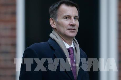 Ngoại trưởng Anh cảnh báo nguy cơ leo thang căng thẳng ở vùng Vịnh
