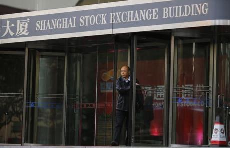 Chương trình kết nối thị trường chứng khoán London - Thượng Hải