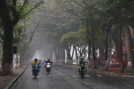Dự báo thời tiết ngày 18/6: Hà Nội có mưa, chấm dứt nắng nóng