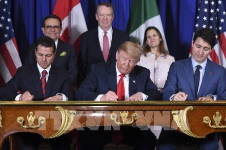 Canada nỗ lực hối thúc Mỹ phê chuẩn NAFTA 2.0