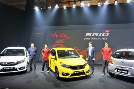 Dịch COVID -19: Doanh số bán ô tô của Honda Việt Nam tăng 40%