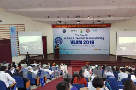 Gặp gỡ các nhà kinh tế Việt Nam thường niên VEAM 2019