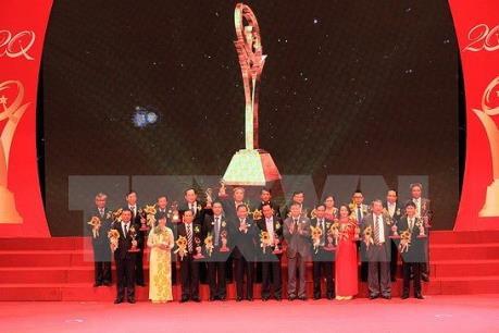 75 doanh nghiệp được trao Giải thưởng Chất lượng quốc gia