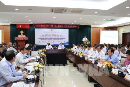 Tạo đột phá trong phát triển bền vững ở Đồng bằng sông Cửu Long