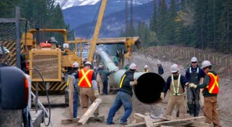 Canada thông qua dự án TMX mở rộng đường ống vận chuyển dầu