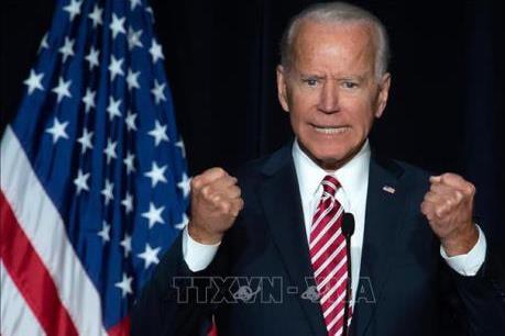 Bầu cử Mỹ 2020: Ứng cử viên Joe Biden công khai thu nhập cao