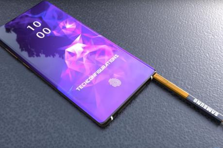 Samsung sắp trình làng máy tính bảng Galaxy Note 10 tại Hàn Quốc