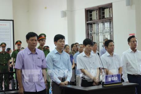 Vụ sự cố y khoa tại Hòa Bình: Tuyên y án sơ thẩm với bị cáo Trương Quý Dương