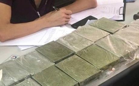 Án tử cho 2 đối tượng mua bán trái phép chất ma túy