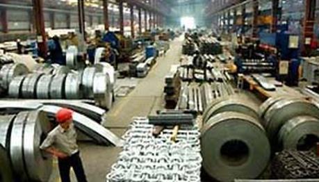 """Các nhà sản xuất thép Hàn Quốc đứng trước triển vọng kinh doanh """"ảm đạm"""""""