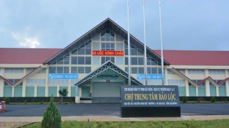 Yêu cầu công an vào cuộc đảm bảo quyền lợi tiểu thương chợ Bảo Lộc