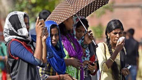 Ấn Độ: Số người thiệt mạng vì nắng nóng tăng gấp đôi trong 4 ngày