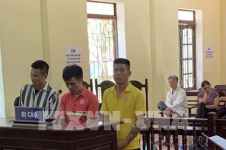 Thanh Hóa: Phạt tù 3 đối tượng gây rối trật tự ở sân bay Thọ Xuân
