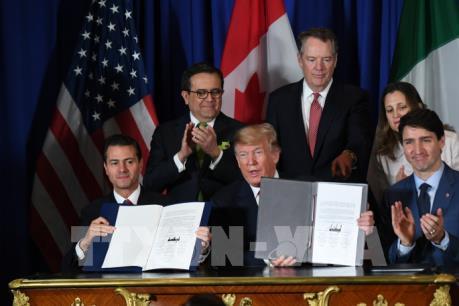 Canada - Mỹ tập trung thảo luận hướng tới phê chuẩn NAFTA 2.0