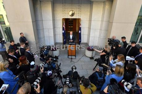 Australia xem xét sửa đổi các biện pháp bảo vệ nhà báo tốt hơn