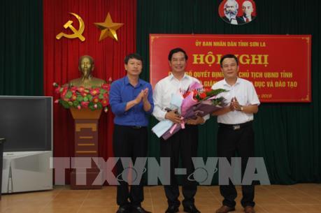 Bổ nhiệm, phân công Phó Giám đốc phụ trách Sở Giáo dục và Đào tạo tỉnh Sơn La
