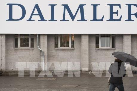 Hãng ô tô Daimler giảm 2 giờ làm mỗi tuần để tránh sa thải lao động
