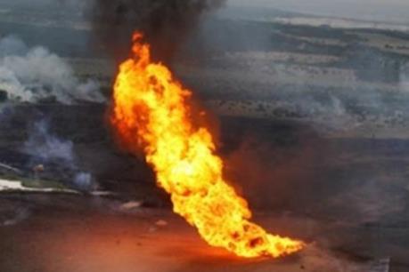 Nổ đường ống dẫn dầu tại Nigeria