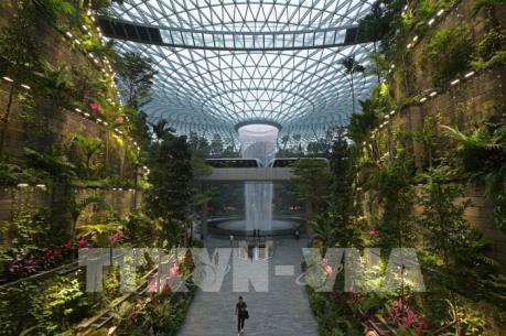 Sân bay Changi, Singapore rối loạn vì thiết bị bay không người lái