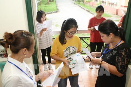 Đáp án môn Sinh học kỳ thi THPT quốc gia năm 2019