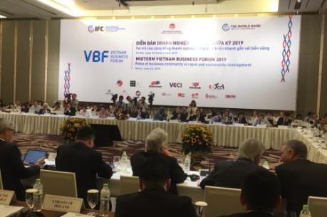 Diễn đàn VBF giữa kỳ 2019: Thúc đẩy sự phát triển của khu vực kinh tế tư nhân