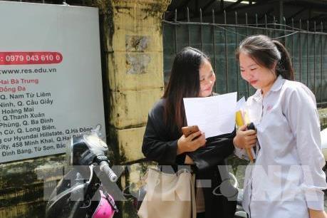 Công bố đáp án chính thức môn Ngữ văn THPT quốc gia 2019