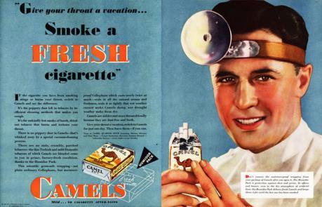 Đức ủng hộ cấm quảng cáo thuốc lá dưới mọi hình thức