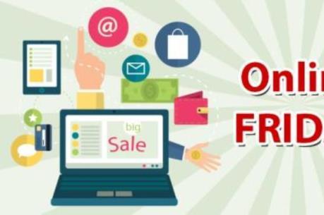Online Friday 2019 nhiều mặt hàng sẽ giảm giá sốc tới 70%