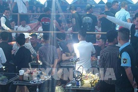 Đồng Nai xử phạt gần 200 người sử dụng ma túy trong quán bar