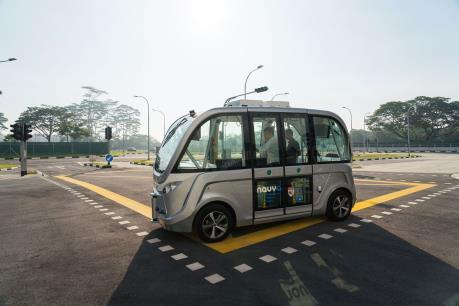 Singapore trở thành trung tâm thử nghiệm và phát triển xe tự lái