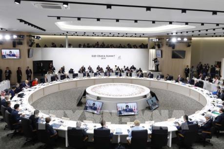 Hội nghị G20: Các nhà lãnh đạo khẳng định tầm quan trọng của kinh tế số