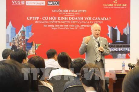 CPTPP: Doanh nghiệp Việt rộng cửa đầu tư vào thị trường Canada