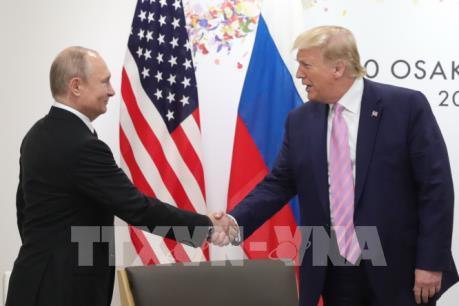 Nga khẳng định nỗ lực cải thiện quan hệ với Mỹ