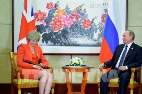 Hội nghị G20: Nga, Anh vẫn chưa thể bình thường hóa quan hệ