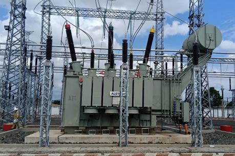 Hoàn thành dự án nâng công suất trạm biến áp 220 kV Đức Trọng