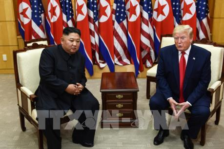 Đồn đoán khả năng Tổng thống Mỹ sẽ gặp nhà lãnh đạo Triều Tiên tại Nga