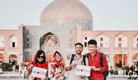 Iran miễn thị thực nhập cảnh cho khách Trung Quốc